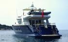 Mabruk II, Notika - vue arrière - louer, 360° luxury services