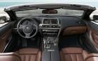 BMW série 6 cabriolet - volant - voiture de luxe sur 360° luxury services