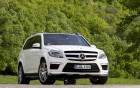 Mercedes-Benz GL 63 AMG - front- luxury car: 360 luxury services