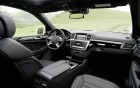 Mercedes-Benz GL 63 AMG - interior of car: 360° luxury services