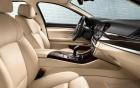 BMW série 5 - finition intérieure, voiture de luxe avec chauffeur