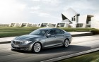 BMW 5 serie - profil view - luxury car with driver - 360° luxury services