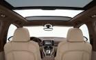 Porsche Cayenne avec chauffeur - finition intérieure, voiture de luxe à louer