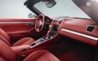 Porsche Boxter - finition intérieure, voiture de luxe à louer