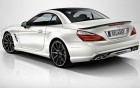 Mercedes SL 63 AMG - rear profil | 360 luxury services