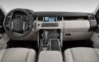 RANGE ROVER SPORT- Voiture avec chauffeur - intérieur et volant