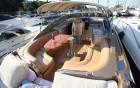 RIVA RIVARAMA 44 - vue pont du bateau en location, 360° luxury services