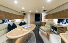 Beau Rivage, SUNSEEKER 48, salon