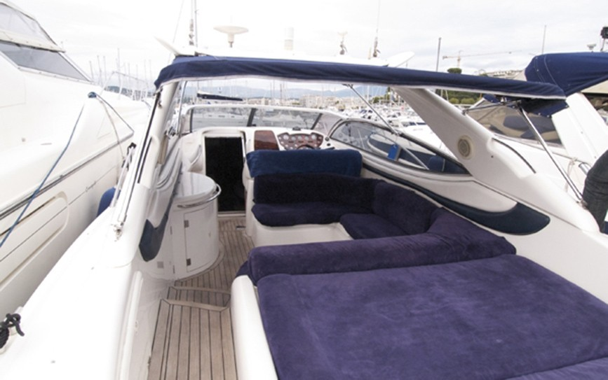 beau rivage  sunseeker 48