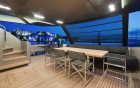 FUSION, Peri Yachts, deck