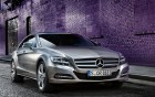 mercedes benz cls 350, profil view