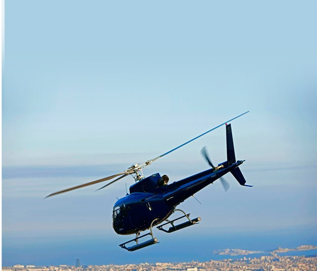Private flight, 360° Luxury Services