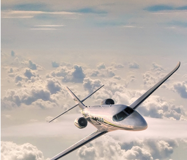 Private-Jet on 360° Luxury Services