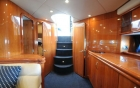 Sunseeker, Garuda - Cabine - location, 360° luxury services