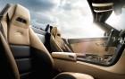 Mercedes-Benz SLS AMG Roadster - intérieur de la voiture de luxe à louer sur 360° luxury services