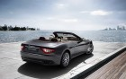 Maserati GranCabrio - rear view - luxury car - 360° luxury services