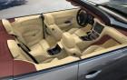Maserati GranCabrio - finition intérieure, voiture de luxe à louer, 360° luxury services
