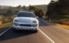 Porsche Cayenne - vue avant - voiture de luxe sur 360° luxury services