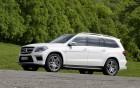 Mercedes-Benz GL 63 AMG - profil avant - voiture de luxe à louer: 360° luxury services
