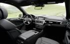 Mercedes-Benz GL 63 AMG - intérieur - luxury services