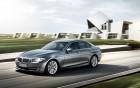 BMW série 5 - vue profil - voiture de luxe avec chauffeur sur 360° luxury services