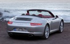 Porsche Carrera 911 Cabriolet - rear - luxury car - 360° luxury services