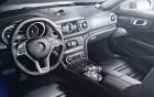 Mercedes SL 63 AMG - intérieure et volant