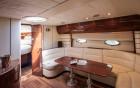 ANTHINEA, Princess V50 - intérieur, cabine du yacht
