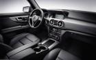 Mercedes GLK - intérieur et volant